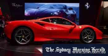 Man accused of spending COVID relief cash on Ferrari, Lamborghini