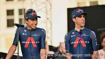 Giro d'Italia: Buchmanns Rivalen: Ex-Toursieger, Wunderkind und Pechvogel