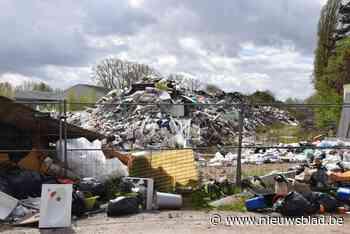 Containerfirma dient aanvraag in voor afvalverwerking langs ... (Ninove) - Het Nieuwsblad