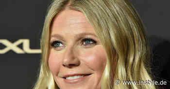 Haare: So easy gelingen Beach Waves à la Gwyneth Paltrow - InStyle