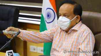 Health minister Harsh Vardhan discusses India's Covid crisis with US counterpart - India Today