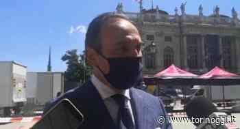 """Il Giro stringe le maglie della sicurezza e allontana gli assembramenti, Cirio: """"Entrerà in piazza Castello solo chi ha fatto il tampone"""" - TorinOggi.it"""