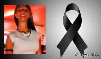 """Tragedia viale Regione Siciliana, lacrime e maglie bianche ai funerali di Alessia Bommarito: """"Resterai sempre nei nostri cuori"""" - NewSicilia"""