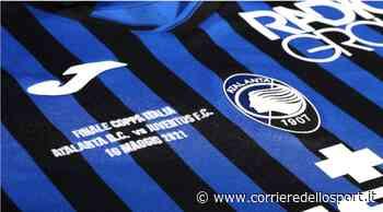 Atalanta, ricamo speciale sulle maglie della finale con la Juve - Corriere dello Sport.it