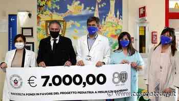 Vendute all'asta 57 maglie, il ricavato dal Cesena al reparto di pediatria del Bufalini - CesenaToday
