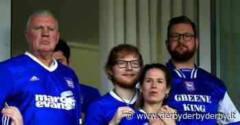Ipswich Town, Ed Sheeran sarà il nuovo sponsor sulle maglie - DerbyDerbyDerby
