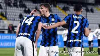 Lenovo nuovo partner dell'Inter. Lo sponsor comparirà sul retro delle maglie nerazzurre - TUTTO mercato WEB