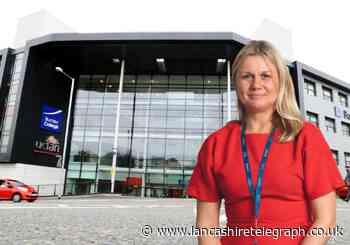 New dean appointed at Burnley College to continue 'building success' in university centre