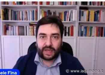 """Avezzano, il professore Radaelli ospite di """"Un libro, il dialogo, la politica"""" curato da Michele Fina - L'Aquila Blog"""