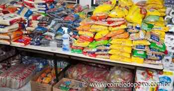 Igrejinha e Passo Fundo arrecadam e distribuem alimentos a famílias carentes - Jornal Correio do Povo
