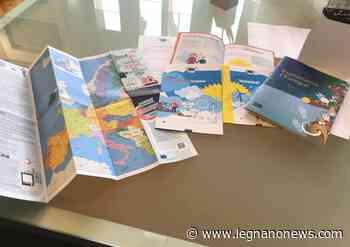 Festa dell'Europa, Legnano porta in classe il Vecchio Continente con libri, cartine e piatti a tema - LegnanoNews.it