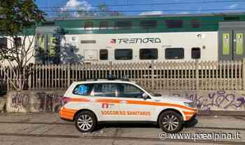 Morte alla stazione di Legnano - La Prealpina