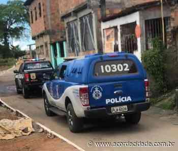 Homem é preso após ameaçar mulher dentro de delegacia em Paulo Afonso - Acorda Cidade