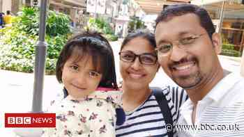 India's Covid pandemic: Girl, 5, separated from family by Australia restrictions