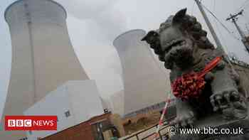 Report: China emissions exceed all developed nations combined