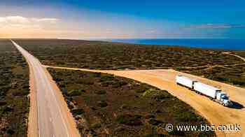 Drone trucker: Sharing wild Australian landscapes for a cause