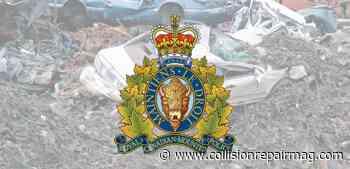 Chop Stopped: Alberta RCMP shut down chop shop near Bonnyville - Collision Repair Magazine