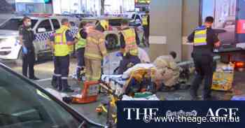 Truck driver who hit pedestrians in Southbank gets bail
