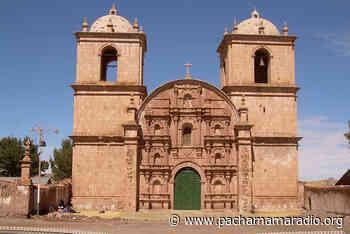 Pedirán financiamiento para restaurar Templo Santiago Apóstol y Puente Colonial de Lampa - Pachamama radio 850 AM
