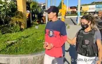 Suspeito de agredir ex-companheira é preso em Arraial do Cabo - Jornal O Dia
