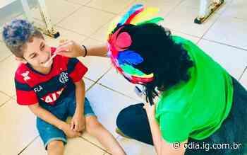 Alunos de Arraial do Cabo participam do Programa Saúde na Escola - Jornal O Dia