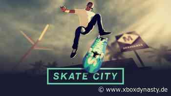 Skate City: Skateboard-Spiel für Xbox-Konsolen verfügbar - Xboxdynasty