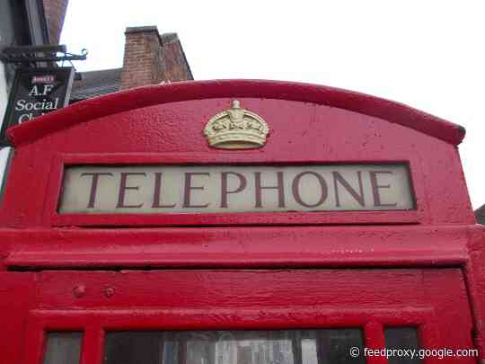 New round of BT payphones removal consultation commences: local views sought