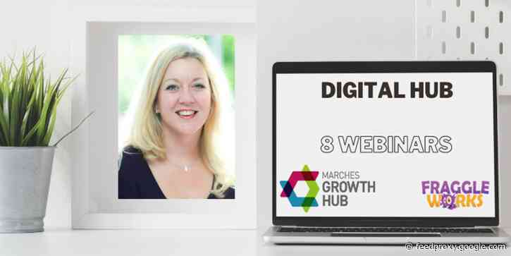 Supercharge your business with free digital webinars