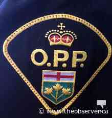 Passed out pickup truck driver tries to hide drug paraphernalia from Lambton OPP - Sarnia Observer