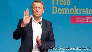 FDP fordert weitreichende Lockerungen zu Pfingsten in NRW - Süddeutsche Zeitung