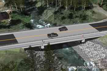 Kaslo Bridge to be replaced - Nelson Star