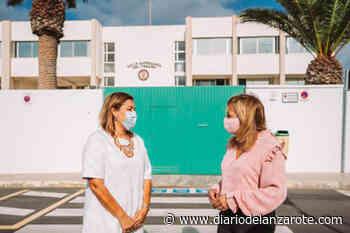 El colegio Capellanía de Arrecife estrenará ecocomedor el próximo curso - Diario de Lanzarote