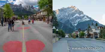 Banff, Canmore & Drumheller Are Some Of The Friendliest Places In Canada - Narcity