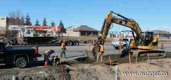 Traffic delays expected as Bypass, Seymour Street work resumes - The North Bay Nugget