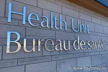 Health Unit seeing increased COVID cases but declining testing rates - BayToday.ca
