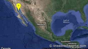 Tiembla en San Felipe, Baja California ¿de qué magnitud fue el sismo? - LINEA DIRECTA