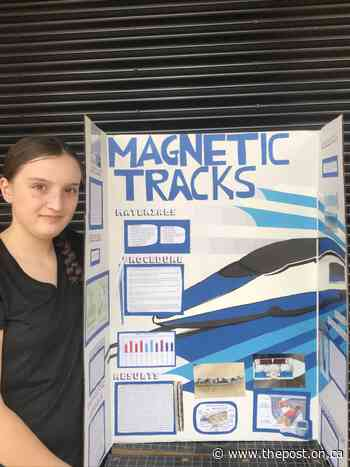 Local students perform well at Bluewater Regional Science and Technology Fair - The Post - Ontario