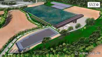 Gewerbepark Falkenhagen: In Pritzwalks neuer Gigafabrik soll 2022 Salat wachsen   svz.de - svz.de