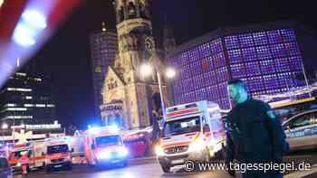 Attentat auf dem Berliner Breitscheidplatz: Notfallseelsorge beklagt schlechte Zusammenarbeit mit Polizei - Tagesspiegel