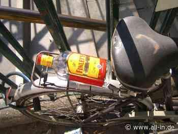 Trunkenheitsfahrten: Mit Rad, Mofa und Auto unterwegs: Polizei erwischt drei Betrunkene im Unterallgäu - Memm - all-in.de - Das Allgäu Online!