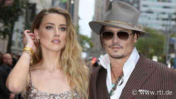 Amber Heard: Polizei ermittelt angeblich gegen Johnny Depps Ex-Frau - RTL Online