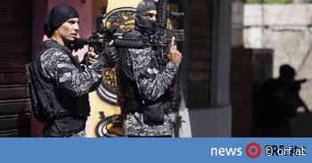 """Razzia in Rio de Janeiro: Polizei werden """"Exekutionen"""" vorgeworfen - ORF.at"""