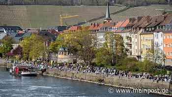 Menschenmassen am Würzburger Mainkai: So will die Polizei vorgehen - Main-Post