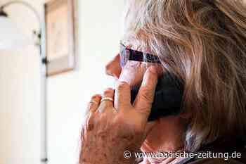 Polizei warnt vor falschen Polizisten am Telefon - Südwest - Badische Zeitung