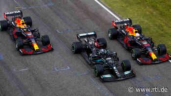 Formel 1: Enger geht's nicht - WM-Kampf zwischen Mercedes und Red Bull schon am Siedepunkt - RTL Online