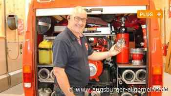 Die Bobinger Feuerwehr übt jetzt online für den Einsatz - Augsburger Allgemeine