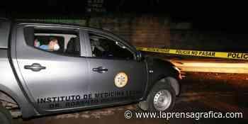 Asesinan a presunto pandillero en Guazapa - La Prensa Grafica
