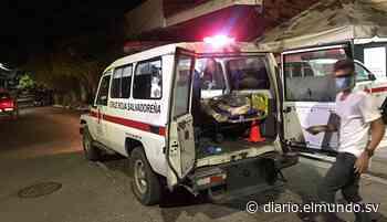 Un niño de tres años y su padre fueron asesinados en Guazapa, San Salvador - Diario El Mundo