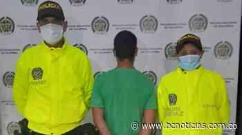 Capturaron a un hombre responsable de un intento de homicidio en Villamaría - BC Noticias