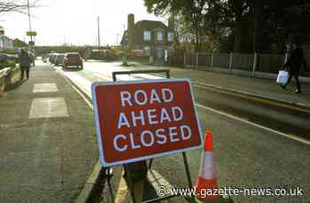 Gosbecks Road is closing for two Sundays in June